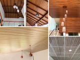 Ceiling (I-Panel, PVC Civilim, Panal Sivilim, 2x2)