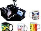 Sublimation Heat Press Mugs Printing Machine