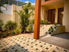 Two story house for sale in Kotte