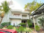 02 Story House with 23.33 P for Sale at Dehiwala