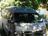 Van For Hire Kdh 14 Seater