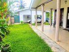 16 P Land with Single Story House Sale At Abeyrathne Mw Boralesgamuwa