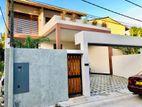 K(2)Brand New Super Luxury 2 Story House For Sale Madiwela - Kotte