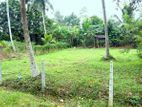 12.5 Perch Land for Sale Close Panadura Rd