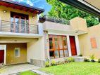 9.8P & Luxury 2 Storey House For Sale Kalalgoda rd