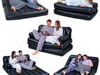 Bestway ORIGINAL 5 In 1 Inflatable Sofa Air Bed