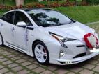 Luxury Wedding Car for Hire Toyota Prius