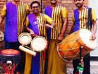 Drumming Group - බෙර වාදන කණ්ඩායම්
