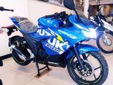 Suzuki Gixxer FRLZ 250cc (ABS+EFi) 2021