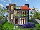 House Plan & BOQ Dambulla