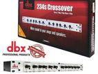 DBX 234 sx crossover