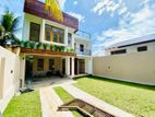 3 Storey Luxury Newly House for Sale in Battharamulla