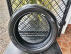 Hornet Back Tyre Size- 180/ 55/ 17