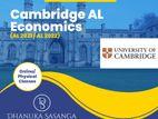 Cambridge AS & AL Economics – Individual / Group Econ Classes