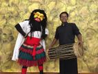 Mask Dancing Traditional Chandradhipathi