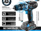 DEKO 20V GCD20DU3-S1 Electric Cordles Impact Drill