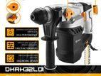 DEKO DKRH32LD1 2000W Rotary Hammer with Demolition Impact Drill