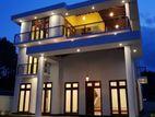 3 Storied Super Luxury House For Sale Kiribathgoda Makola