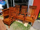Dinning Table & Chairs--6ftx3ft--DTN2406