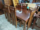 Dinning Table with Chairs--6x3--DTC2310
