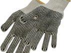 Double Side Dot Gloves