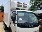 JAC Cooler Truck 2019