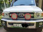 Toyota Land Cruiser Prado 70 series box(CHOGM) 2010