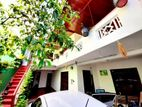 Two Story House For Sale in Raththanapitiya