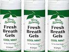 Fresh breath Mint Gel 20mlx 24 pieces