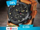 CW3 Mens Casual Watches