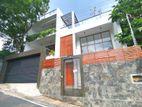 Brand New House for Sale Thalawathugoda