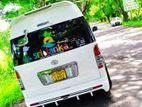 KDH Van For Hire VIP (Luxury Service )