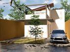 3 Bedroomed Brand New House in Galwarusawa Road,Athurugiriya