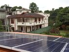 3Kw Solar Panel On-Grid System-(Unit 300-360 kwh)