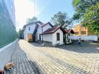 02 Story House Building with 45P Land Sale At Pagoda Road Nugegoda