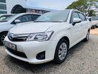 Toyota Axio G Full option 2015