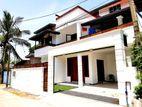 Architecture Designed Modern House For Sale in Moratuwa