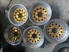 Alloy wheels 15-inch