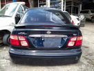 Nissan sylphy N 16 Back Cut
