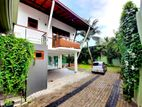 Architecture Designed 2 Story House For Sale in Hokandara