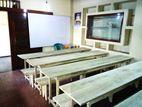 Eheliyagoda Tution Center for Rent