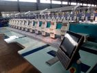Embroidery machine Tang 12Heads