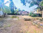 9.5 P Bare Land Sale At Facing Query Road Dehiwala
