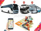 GPS Tracking System for Buses (GPS Tracker)