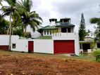 Architecture Design Three Story House For Sale in Talawatugoda