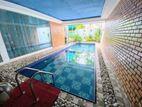 Swiming Pool With Luxury House Sale At Thalahena