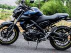 Yamaha MT15 MAT BLUE 2019