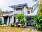 15.56 P & 02 Story House Sale At 100 Meters to Mount Lavinia Junction
