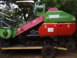 Agrotech 4LZ Combine Harvester