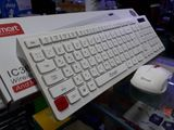 I Smart Wireless Keyboard + Mouse